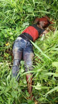 Junger Vater in Bafut erlebt Jahresende nicht – Kamerunische Militärs auf Menschenjagd